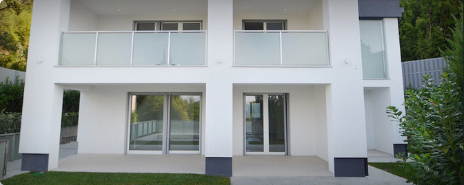 Villa, new building, 100 meters to the sea, beautiful view Slovenia, Piran/Pirano, Portorož